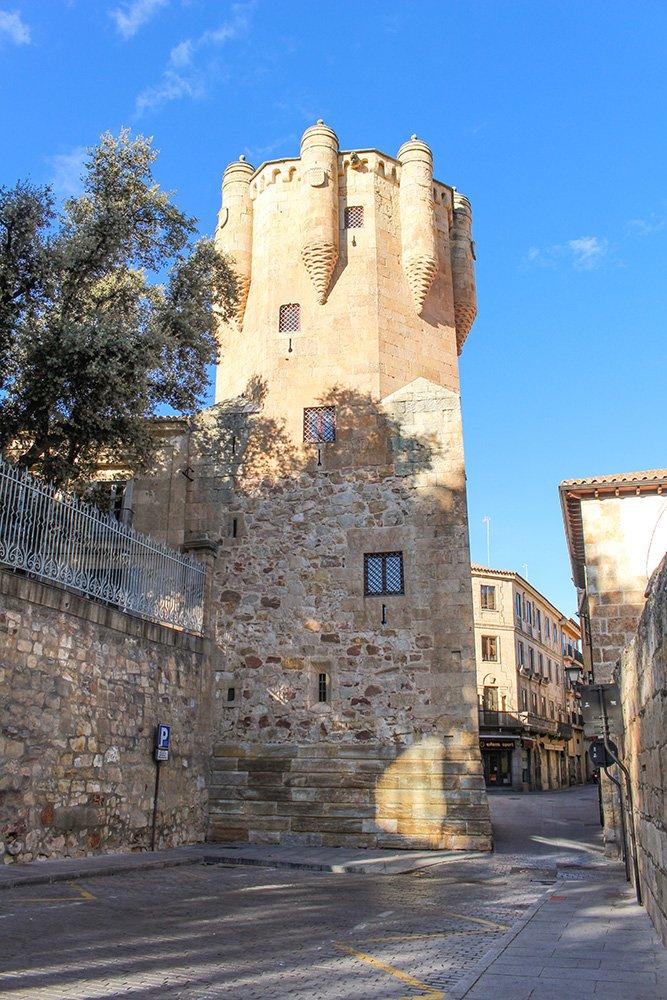 Things to do in Salamanca, Spain   Torre del Clavero