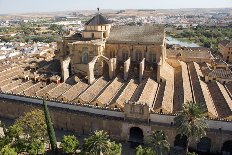 3 weeks in Spain itinerary | Mezquita in Cordoba
