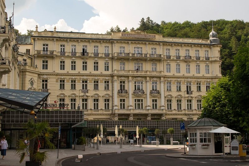 A day trip from Prague: what to do in Karlovy Vary | Grandhotel Pupp