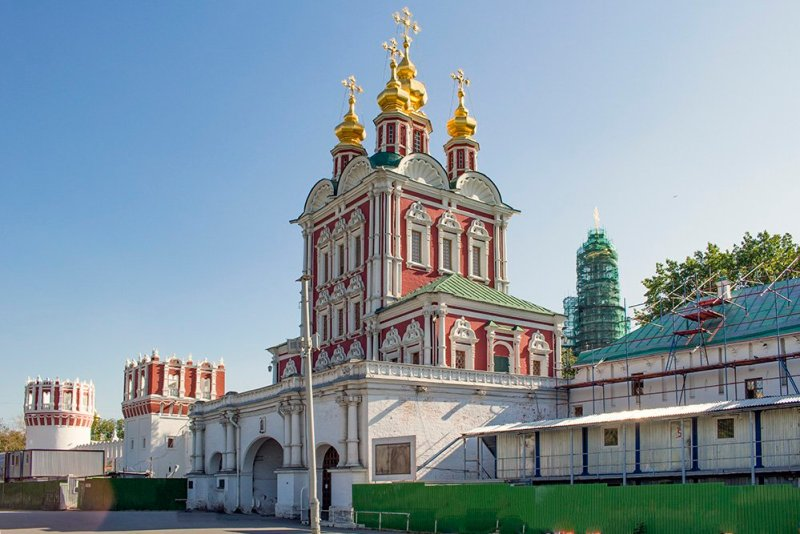 Moscow travel advice | Novodevichy Convent
