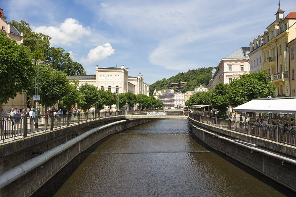 What to do in Karlovy Vary on a day trip from Prague