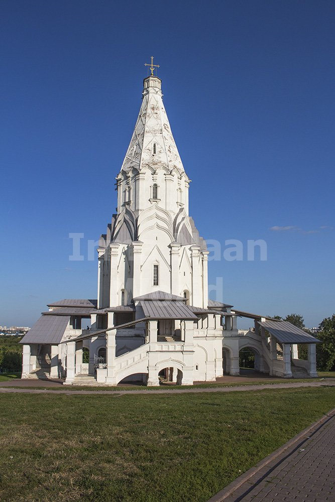 Moscow pictures: stunning photos of Moscow | Church of the Ascension in Kolomenskoye