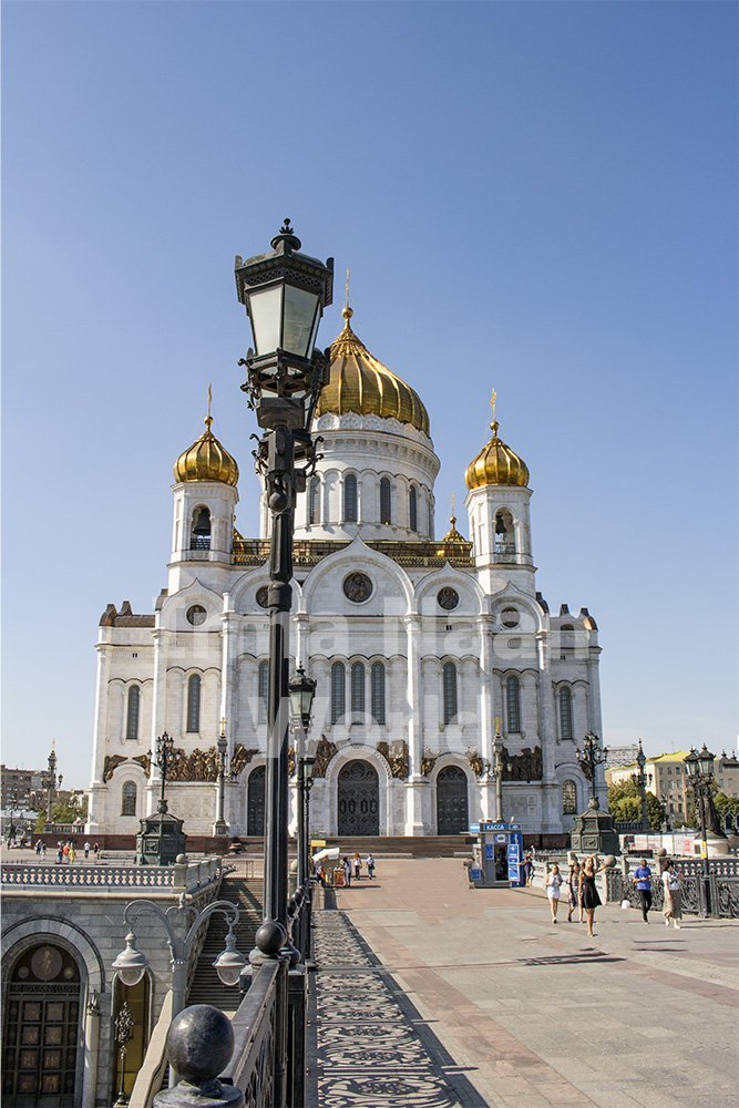 Moscow pictures: stunning photos of Moscow | The Cathedral of Christ the Saviour in Moscow