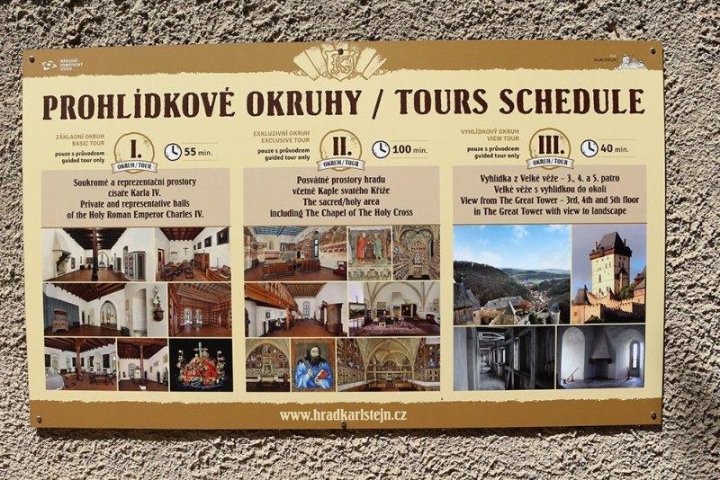 From Prague to Karlstejn Castle, Czech Republic | All available tours in Karlstejn Castle