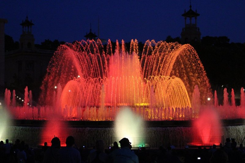 What to See in Barcelona in One Day | Magic Fountain