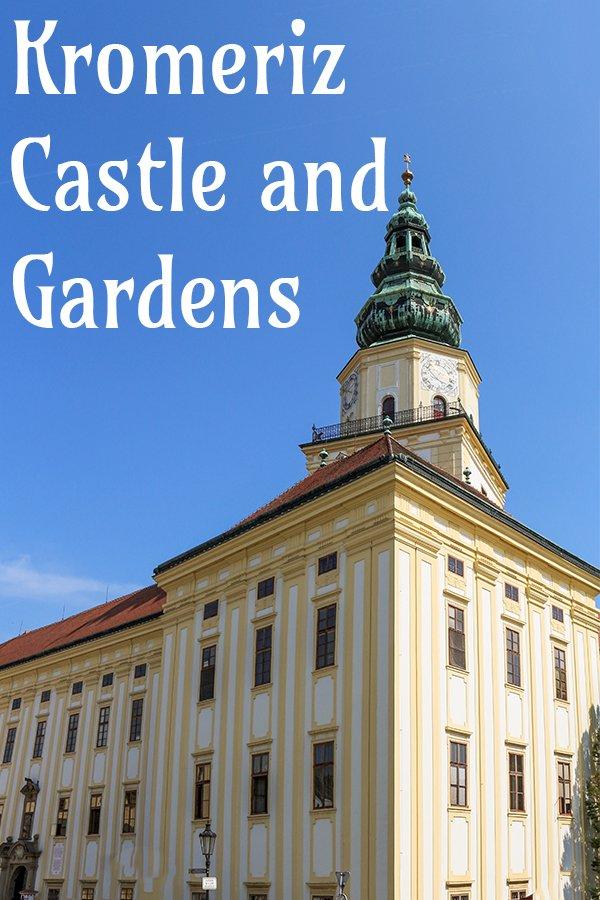Czech Republic: Visiting Kromeriz Castle and Gardens from Brno