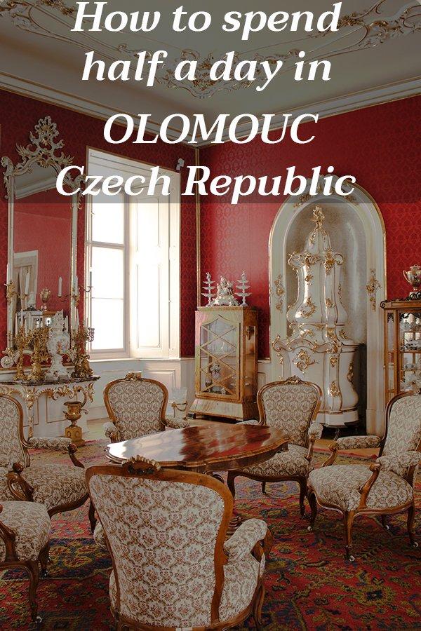 Things to do in Olomouc, Czech Republic, in half a day | How to spend half a day in Olomouc Czech Republic | What to do in Olomouc, Czech Republic