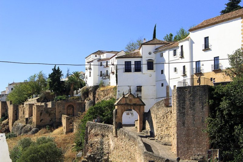 A 2-weeks DIY tour: Andalusia itinerary by bus | Puente Viejo in Ronda