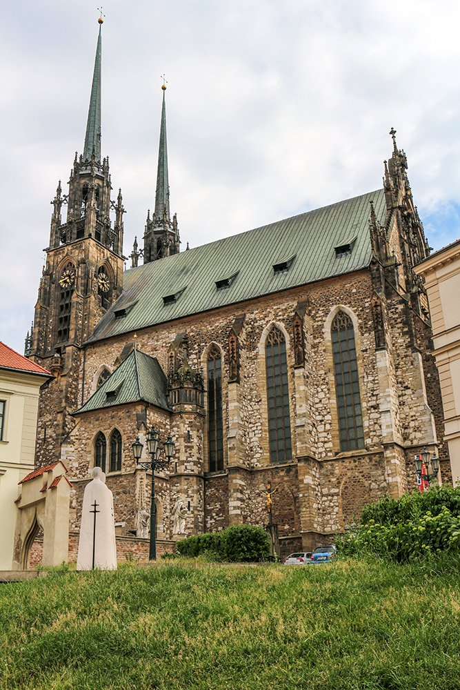Things to do in Brno, Czech Republic, in 1 day | Cathedral of St. Peter and Paul