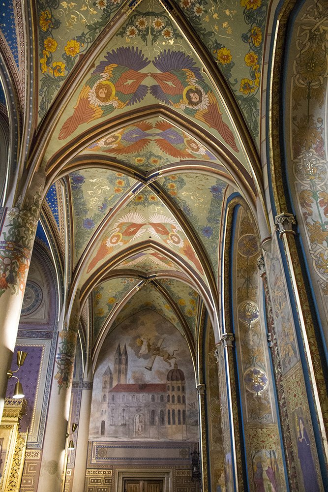 Prague sightseeing: my top 10 things to do in Prague | Cathedral of St Peter and Paul