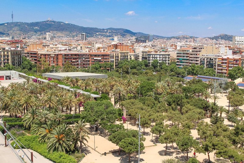 Things to do in Barcelona for free   Joan Miro Park