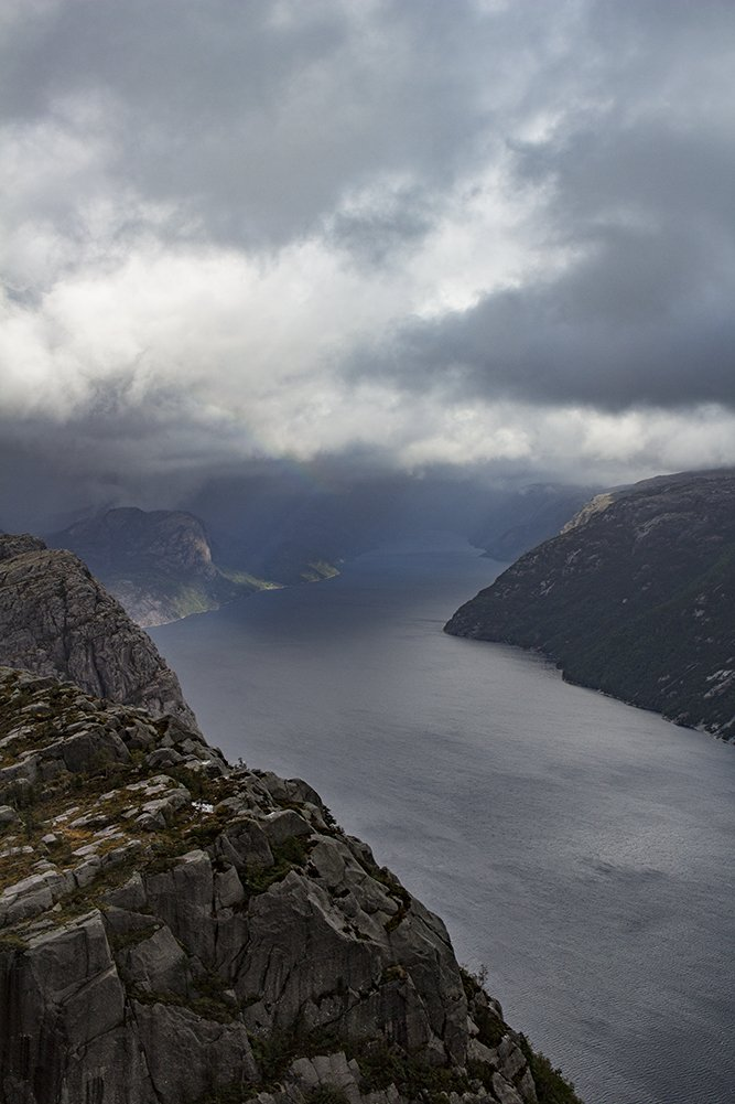 Preikestolen hike | Lysefjord