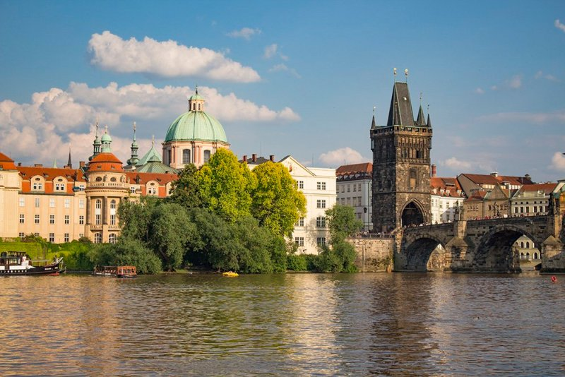 Where to find the best viewpoints in Prague | View from Hergetova Cihelna