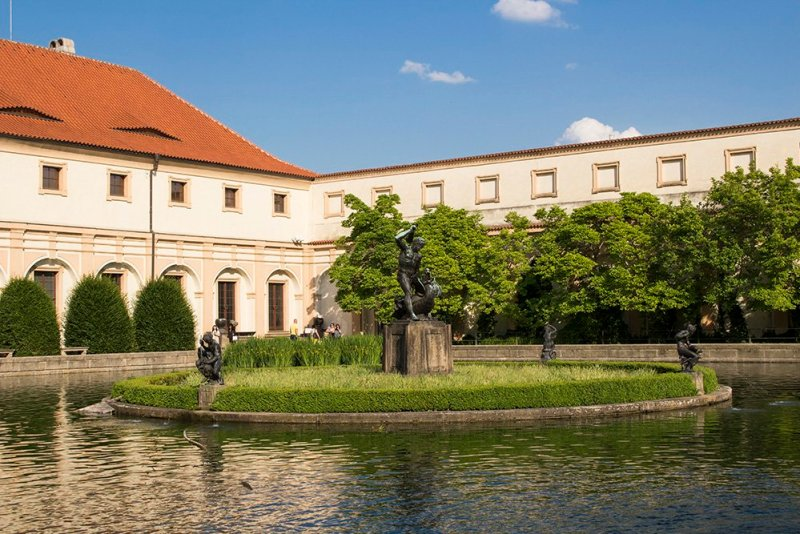 Prague sightseeing: my top 10 things to do in Prague | Wallenstein Garden