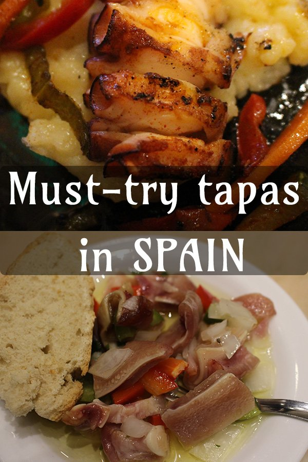Tapas in Spain: must-try traditional Spanish tapas
