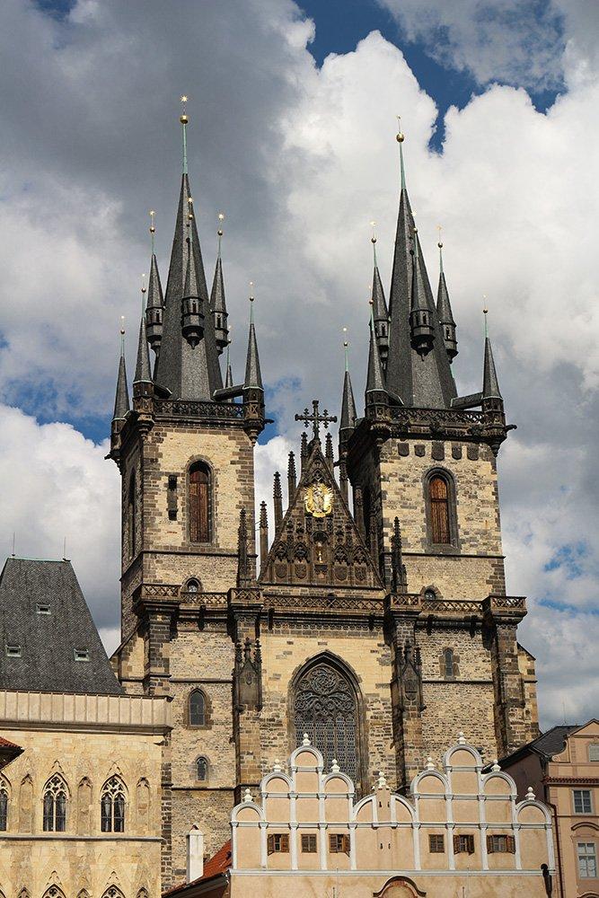 Храм Девы Марии перед Тыном в Праге