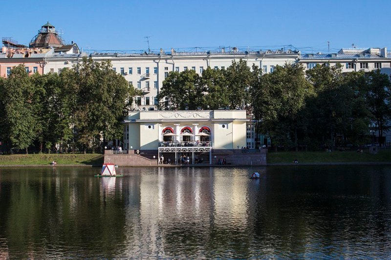 What to do in Moscow for free   Patriarchs Ponds