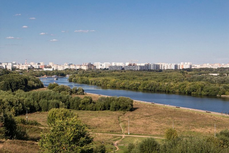 What to do in Moscow for free | View from Dyakovo Settlement in Kolomenskoye