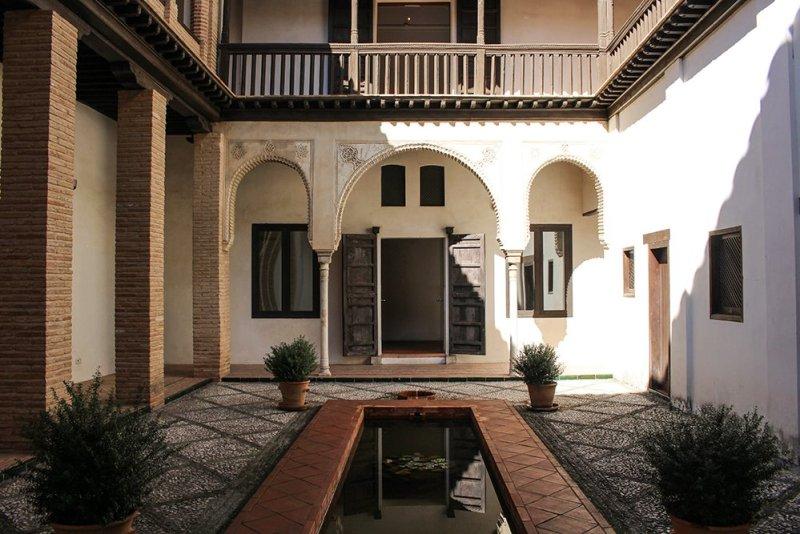 Арабский дом в Гранаде