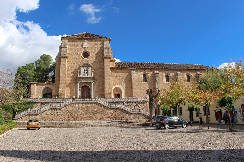 Картезианский монастырь в Гранаде