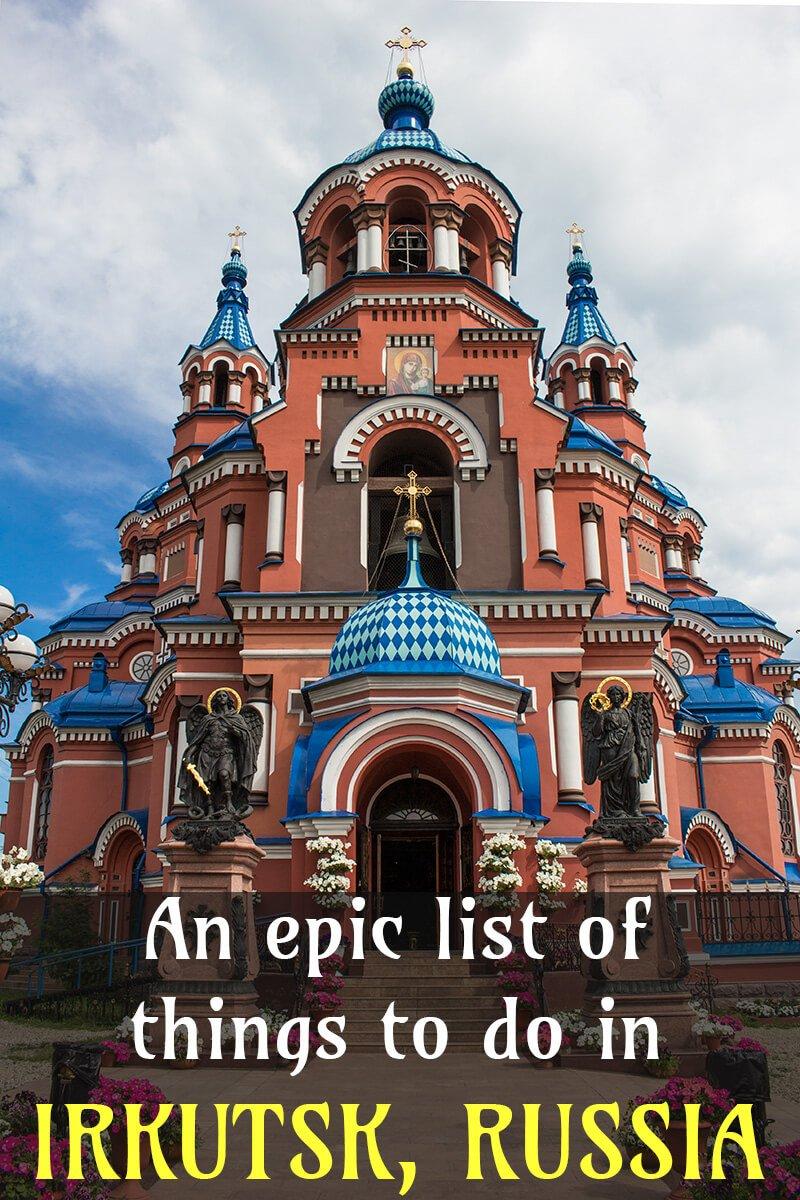 Things to do in Irkutsk, Russia | What to do in Irkutsk, Russia | Places to see in Irkutsk, Russia | Places to visit in Irkutsk, Russia | Tourist attractions in Irkutsk, Russia