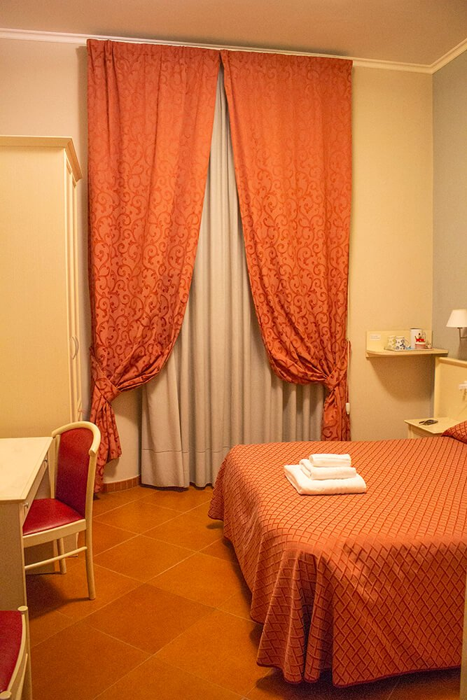 The room at Ottaviano Guest House