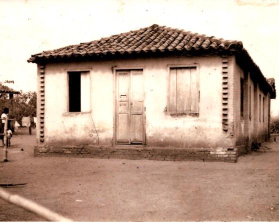 Primeiro Templo da Irmandade do Puro Cristianismo Construido em 1933