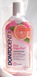 Dontodent Pink Grapefruit Mundspülung1.1