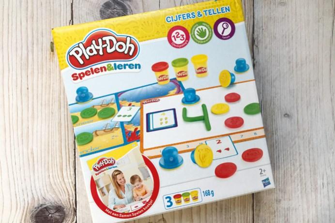 Play-Doh kleien