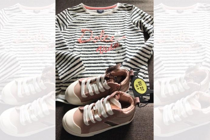 Shirt en schoenen