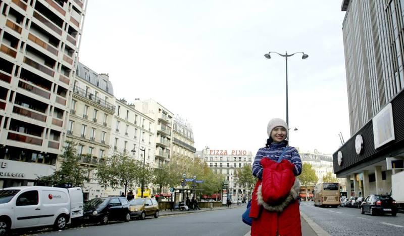 irma vania konsultan peluang bisnis online reward Jalan-jalan ke Eropa