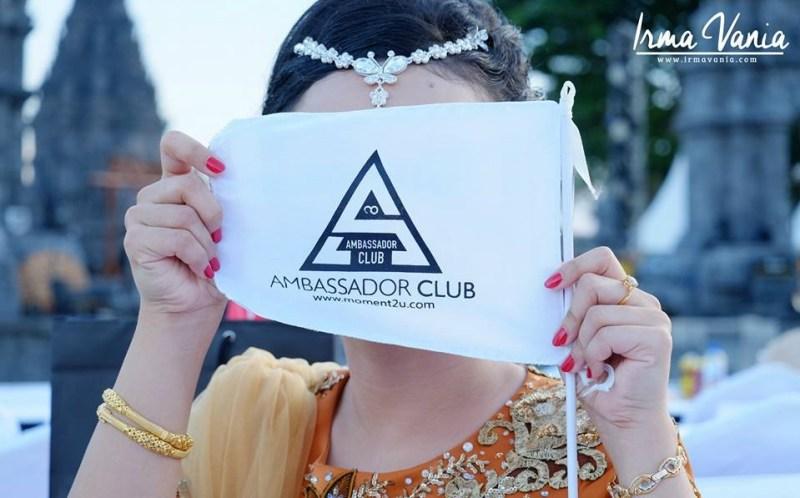 irma vania champion day 4 ambassador berbisnis moment peluang usaha online