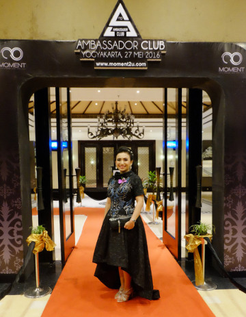 penghargaan ambassador club