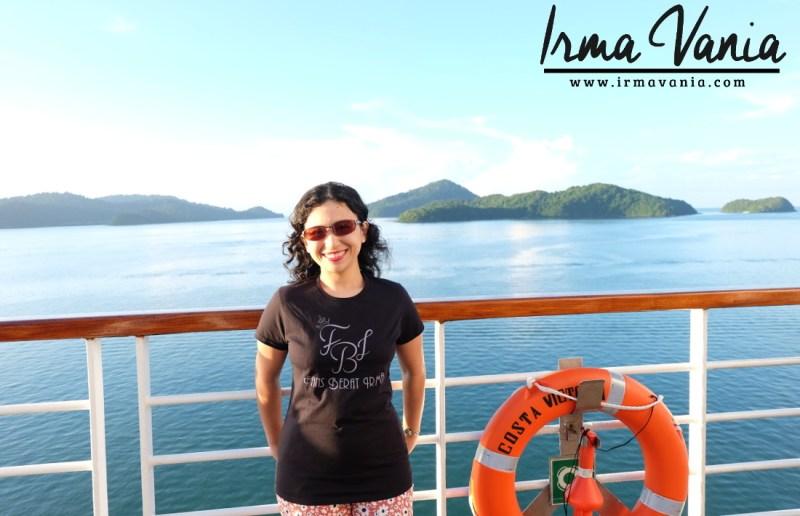 Liburan ke Thailand Gratis dengan Kapal Pesiar