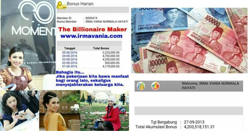 irma vania modal usaha 11 juta peluang bisnis