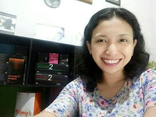 irma vania peluang usaha online Butuh Biaya Kuliah