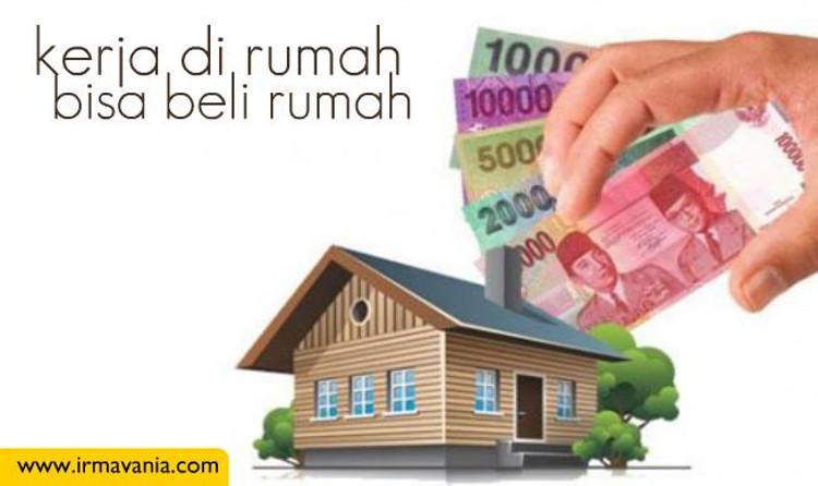 bisa beli rumah peluang usaha online irma vania