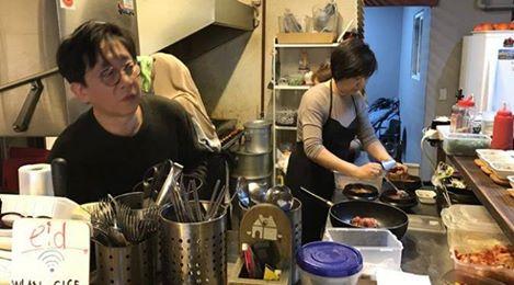 makanan halal di korea bisnis irma vania