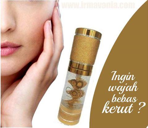 serum Gold Juvena Moment Hyaluronic Acid kulit lebih kencang mencegah keriput