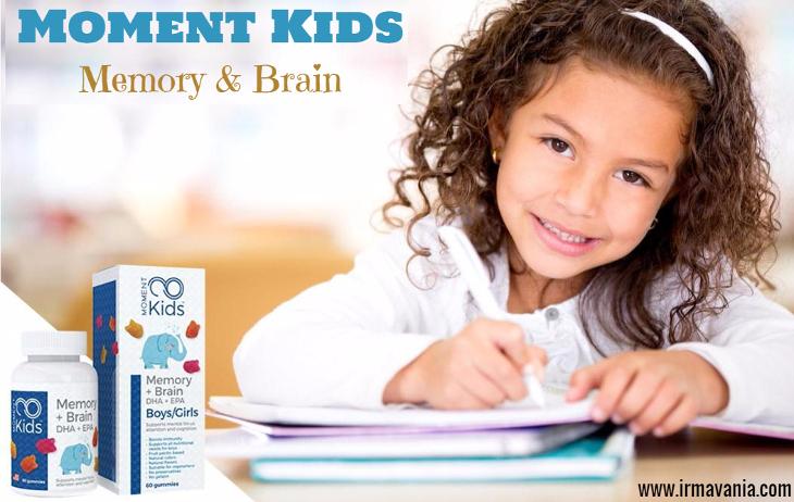 Moment Kids Memory & Brain Irma Vania Oesmani Surabaya