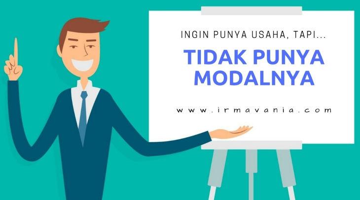 Usaha Sampingan Modal Sedikit Untung Besar Peluang Bisnis Irma Vania Moment Surabaya