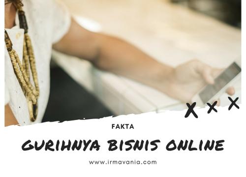 Usaha Online yang Menguntungkan di 2018 Irma Vania Oesmani Moment