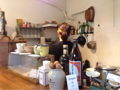 トンガコーヒーカウンター