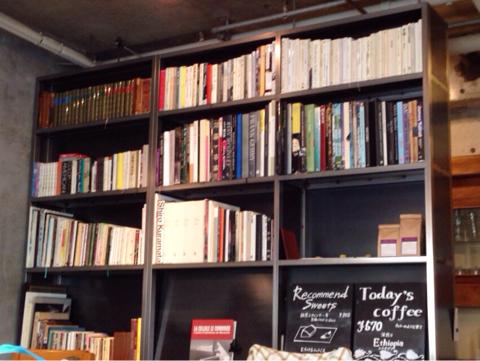 CafeObscura本棚