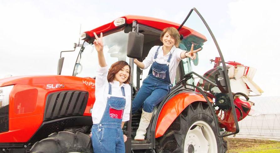 【小澤はるか】きらきら農園・秋田・農家・お米・女子