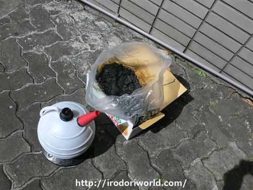 廃油処理箱