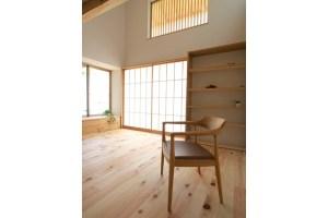 自然素材の家づくり流山の家-16