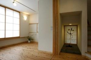 自然素材の家づくり浦安-15