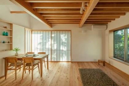 自然素材の家大田区雪谷-18