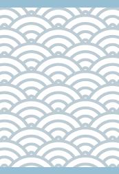 Illustratorで青海波のパターンをつくる - 和素材作り -